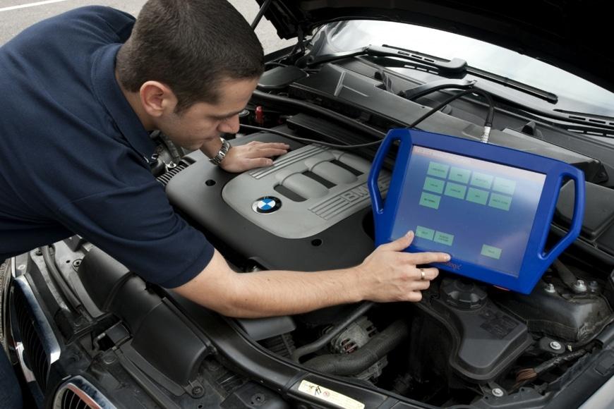 Diagnostic et scanner auto