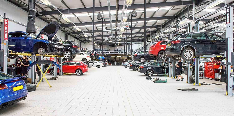 Atelier voiture
