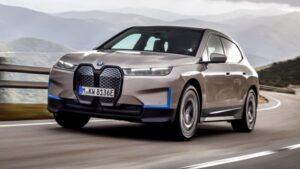 Apparence puissante avec un rein dominant: BMW iX